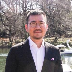 見木久夫さん(株式会社スイベルアンドノット)