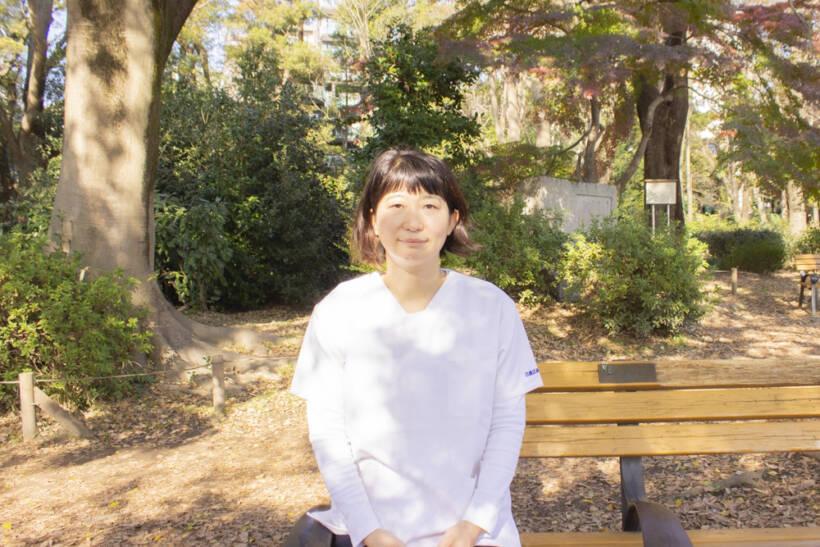 横山寛乃さん