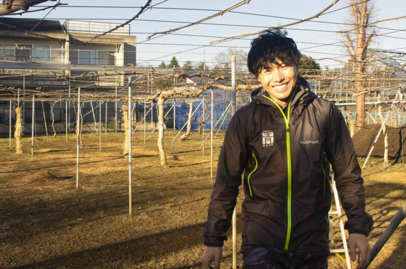 島田穂隆さん